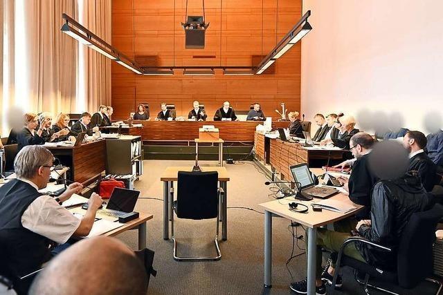 Urteil im Hans-Bunte-Prozess könnte sich um mehrere Monate verzögern