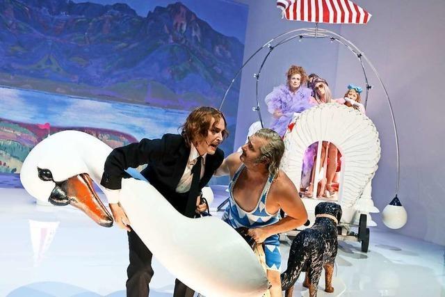 Theater Basel bietet Aufführungen für Seh- und Hörgeschädigte an