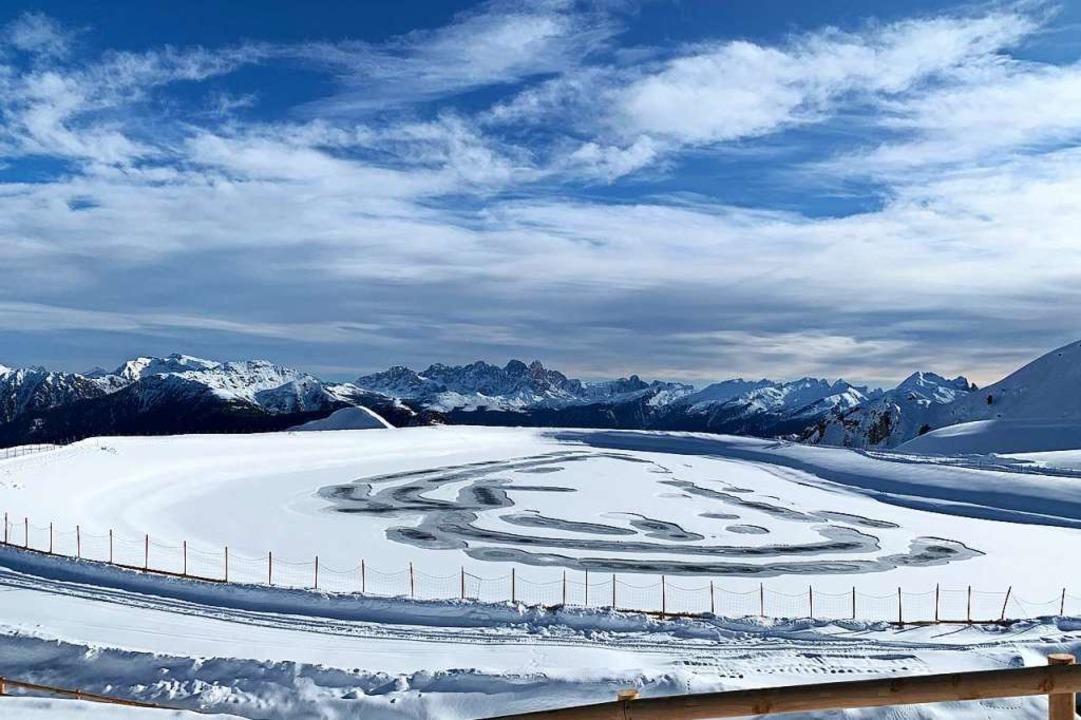 Tolles Panorama: Der Blick reicht weit.  | Foto: Ulrike Ott