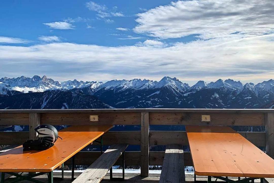 Jede Terrasse mit Ausblick  | Foto: Ulrike Ott