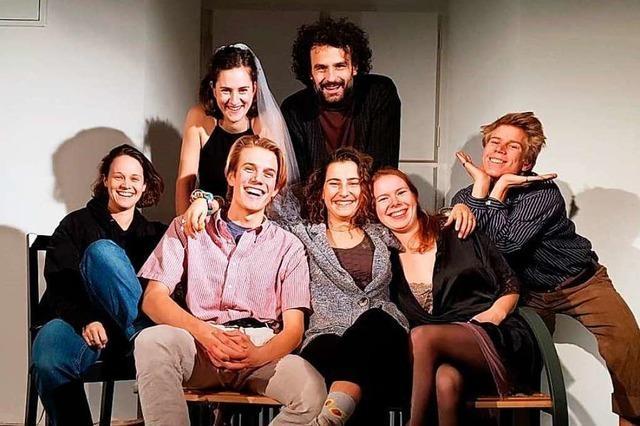 StageFried Freiburg führt Theaterstück von Wolfgang Maria Bauer auf