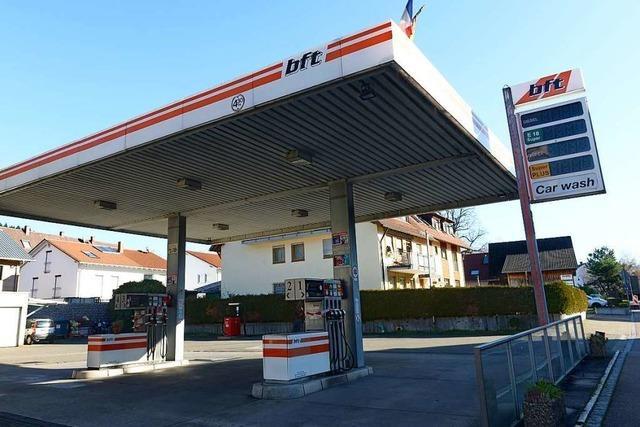 Die Tankstelle in Ebnet hat geschlossen – nach fast 90 Jahren