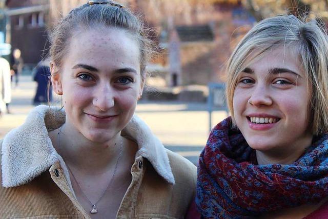 Zwei Müllheimerinnen sammeln mit Konzerten Geld für einen guten Zweck