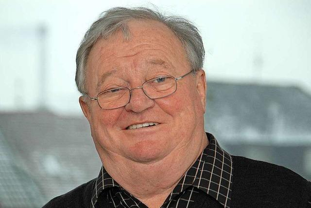 Gerhard Rümmele, der Ehrenobermeister der Lörracher Schreinerinnung, ist gestorben