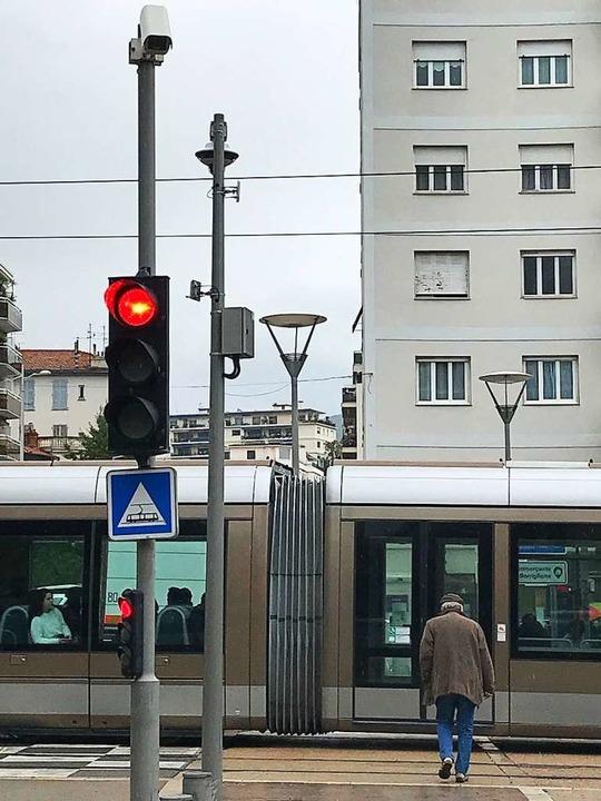 Unter Beobachtung: 2682 Kameras sind in Nizza im Einsatz.  | Foto: Stefan BRÄNDLE