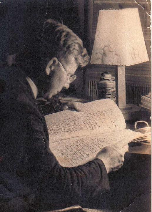 Der Säckinger Journalist und Verleger ...ourage 1936 mit seinem Leben bezahlen.  | Foto: Dr. Thomas Stratz