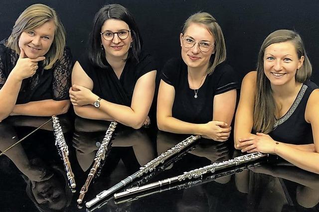 Flötenensemble Doris Marronaro in Waldkirch