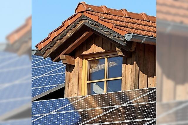 Solarkampagne geht weiter