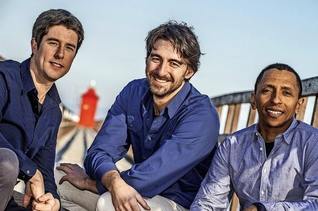 Renommiertes Jazz-Trio tritt im Jazzhaus auf