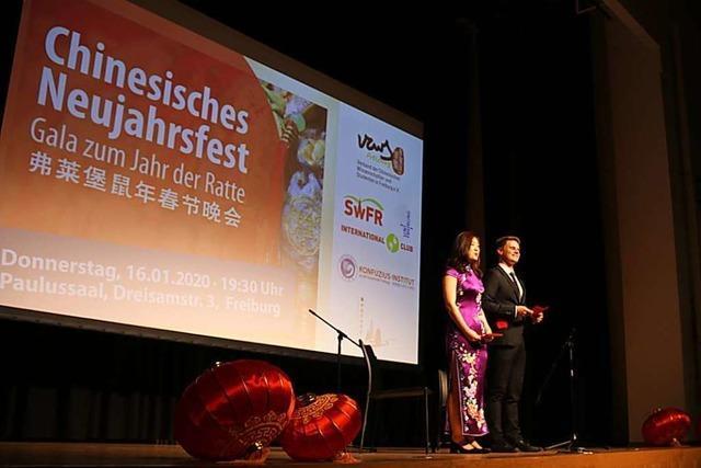Wie war's beim… chinesischen Neujahrsfest der Uni Freiburg?