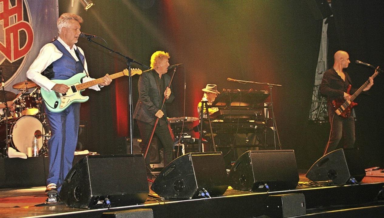 Rocklegenden der Manfred Mann's Ea... des Gloria-Theaters in Bad Säckingen     Foto: Aloisia Zell