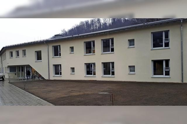 Diakonie weiht neues Wohnheim ein
