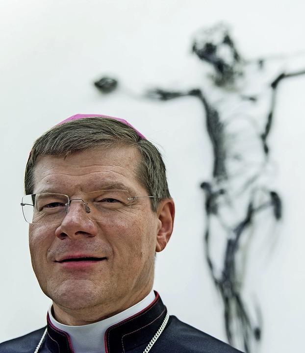 Mit der Antwort von Erzbischof Stephan...im Pfarrgemeinderat niemand zufrieden.  | Foto: Patrick Seeger