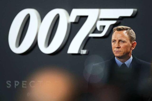007 bleibt ein Mann – und zwar für immer