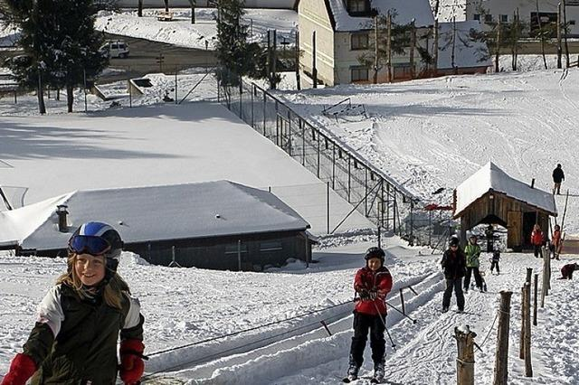 Die Tage des Marzeller Skilifts sind gezählt