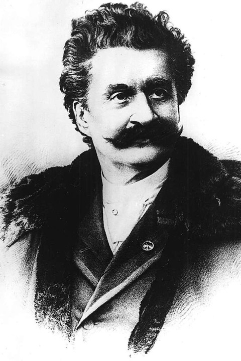Der Walzerkönig: Johann Strauß  | Foto: dpa