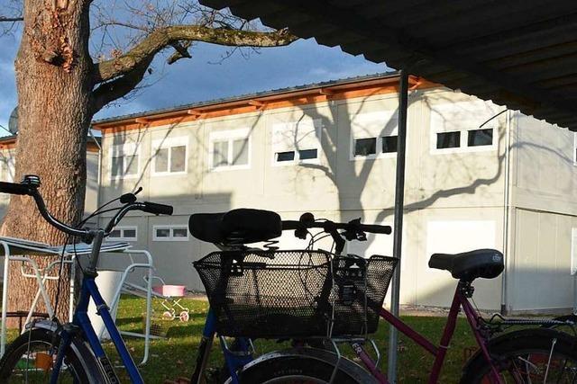 Flüchtlingsunterkunft am Messeplatz in Weil am Rhein schließt im Sommer