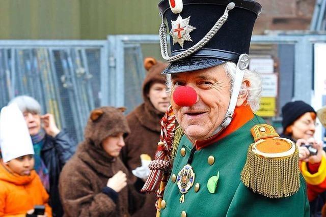 Freiburger Ranzengarde soll den Iran-Konflikt lösen