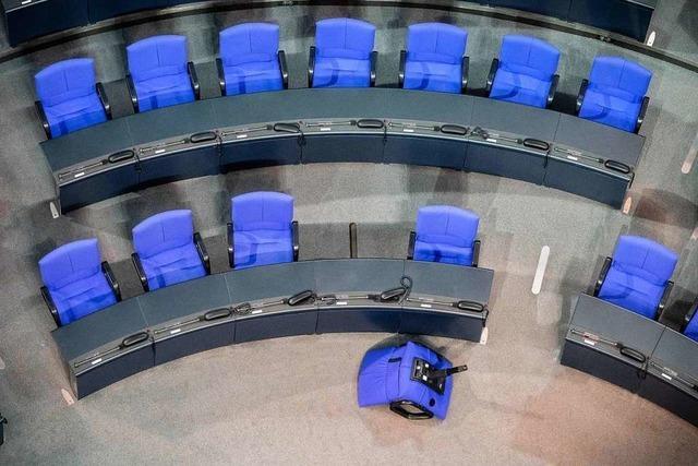 Der Bundestag – ein aufgeblähter Parlamentsriese