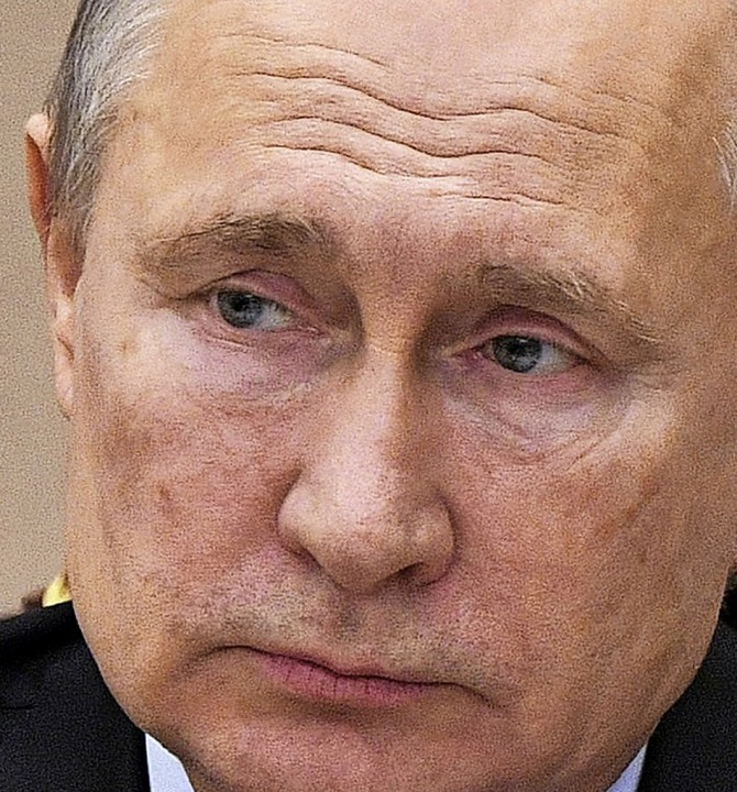Wladimir Putin  | Foto: Alexei Nikolsky (dpa)