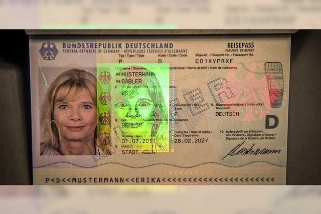 Ministerium bei Passbildern kompromissbereit