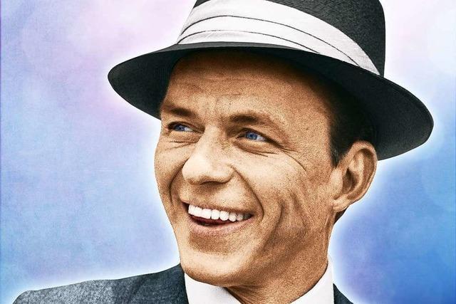 BZ-Card verlost 4 x 2 Tickets für Sinatra-Musical
