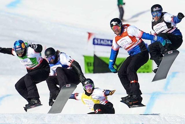 Tickets zu gewinnen für Snowboard- und Ski-Cross-Weltcup am Feldberg!