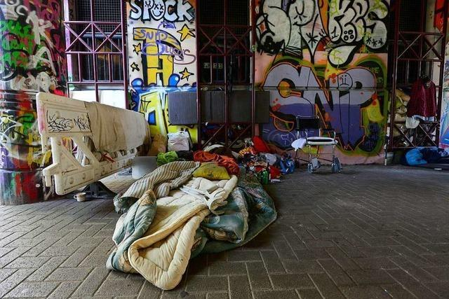 Obdachlosigkeit betrifft zunehmend auch Familien