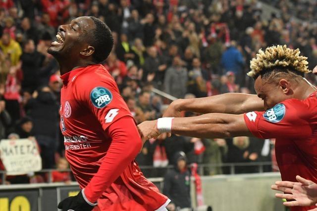 Fotos: SC Freiburg gegen Mainz 05 - die Historie in Bildern