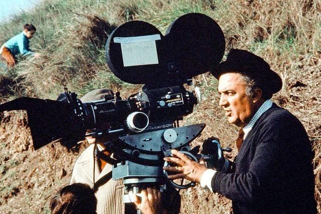 Vor 100 Jahren wurde der große italienische Filmemacher Federico Fellini geboren