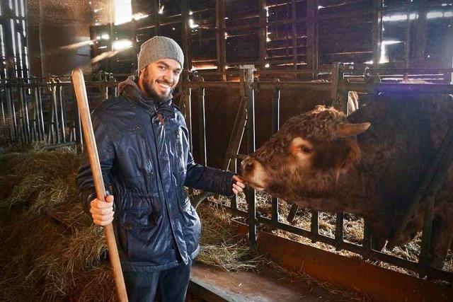 Umweltfreundliche Landwirtschaft – ein Ichenheimer Bauer ist dabei