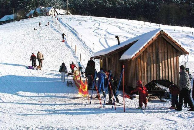 Die Tage des Skilifts am Sonnenbuckel sind gezählt