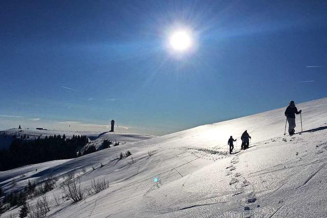 Was tun im Schwarzwald bei wenig Schnee?