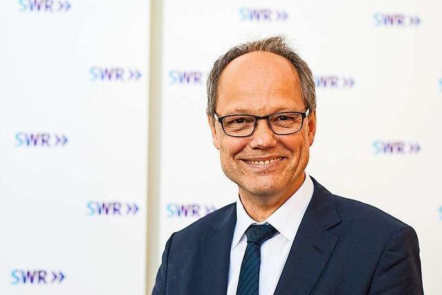 SWR-Intendant Kai Gniffke: