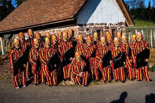 Die Zeeche feiern 44-Jahr-Jubiläum und Schallbach feiert mit