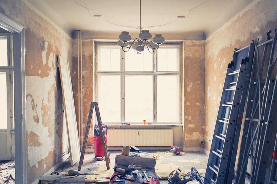 Mieter müssen automatisch beim Auszug ... auf die Renovierungsbedürftigkeit an.  | Foto: hanohiki (stock.adobe.com)