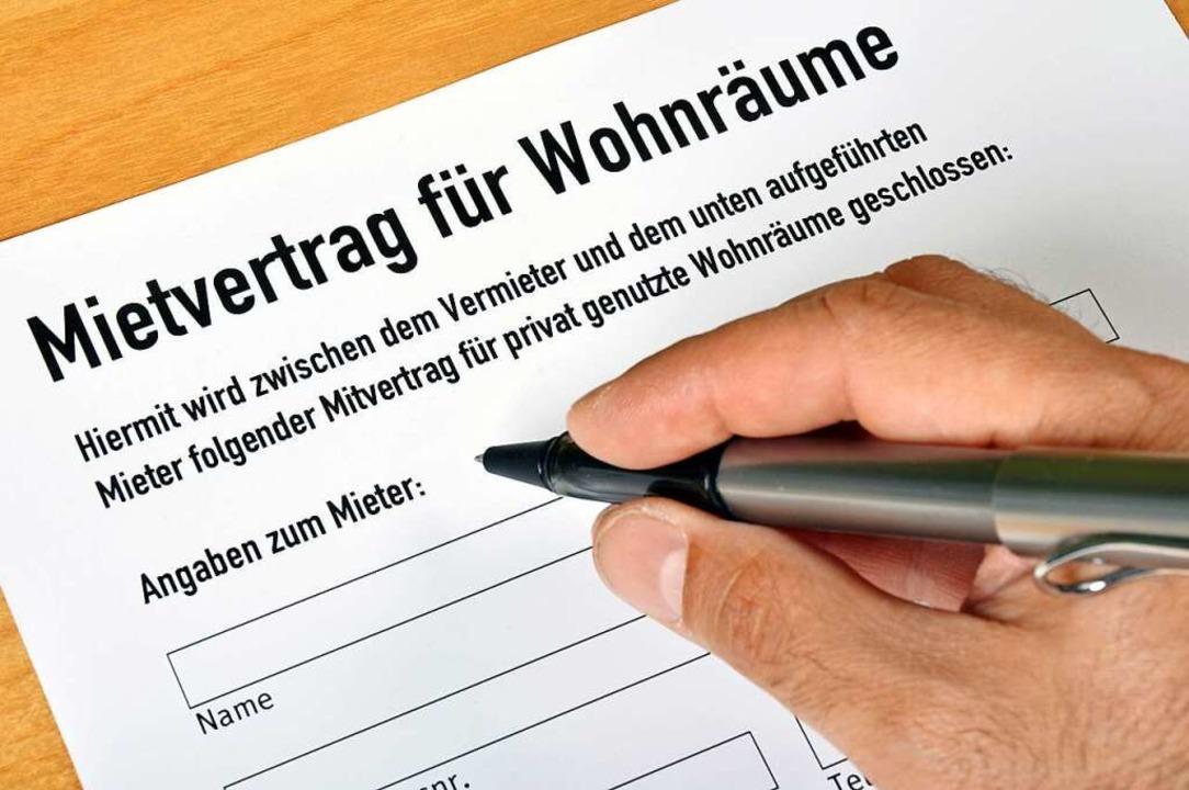 Viele der in Formular-Mietverträgen ve...önheitsrenovierungen vornehmen müssen.  | Foto: Dan Race  (stock.adobe.com)