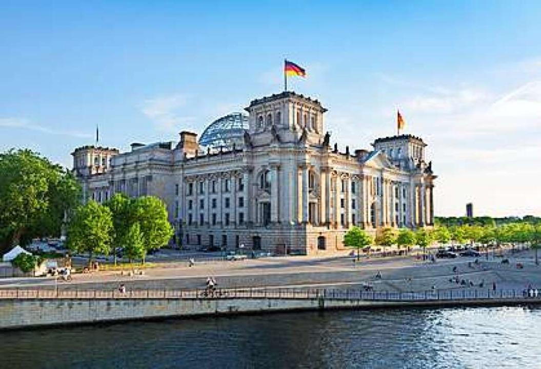 Das Parlament in Deutschland heißt Bun...lin, der auf diesem Foto zu sehen ist.  | Foto: neirfy - Fotolia