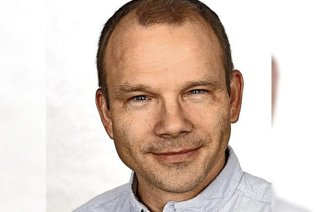 Tim Wessel ist neu im Rat
