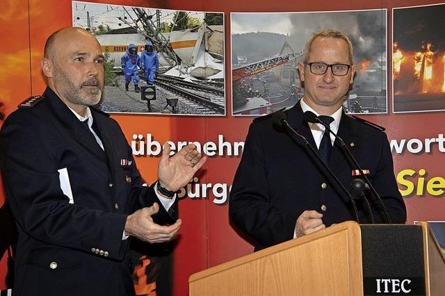 Ein arbeitsreiches Jahr für die Müllheimer Feuerwehr