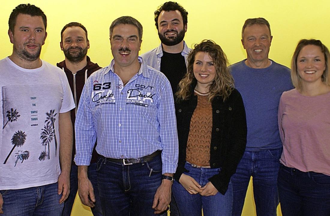 Der neue Vorstand der Kolpingsfamilie ...fel, Günter Biehler und Teresa Ganter   | Foto: Werner Probst