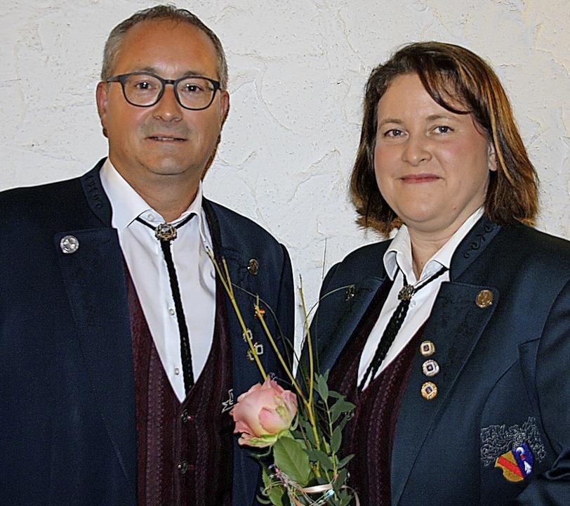 Bernd Schneider konnte Tamara Kreutner...edschaft und als neue Schriftführerin.  | Foto: Christiane Franz
