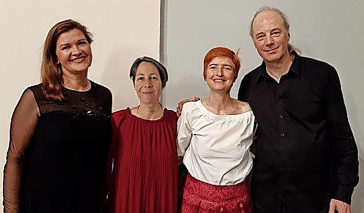Das Ensemble Kaiserstuhl Barock ist in Schelingen zu hören.  | Foto: Privat
