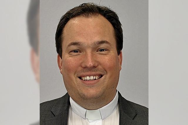 Markus Fischer wird neuer Pfarrer für Oberkirch