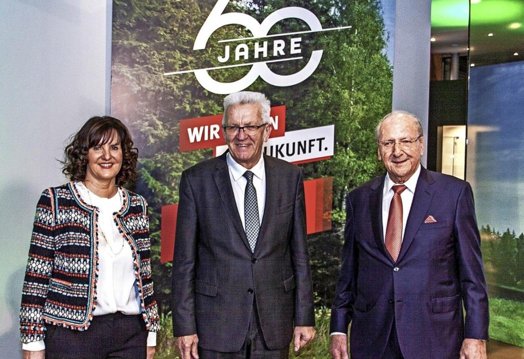 Als ein Unternehmen ganz nach dem Herz...Geschäftsführerin Heidi Weber-Mühleck.  | Foto: Michael Brück