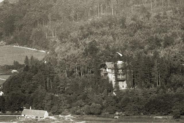 Das Haus des Herrn Mitscherlich