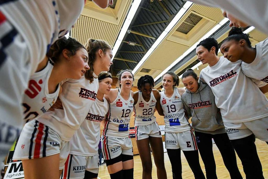 Eingeschworen: das USC-Team  | Foto: Patrick Seeger