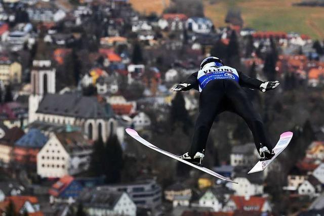Sahnesprünge im Schmiedsbachtal: Kubacki dominiert den Weltcup