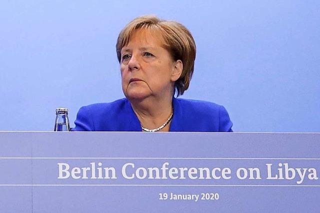 Die deutsche Initiative trägt Früchte: Frieden in Libyen scheint möglich