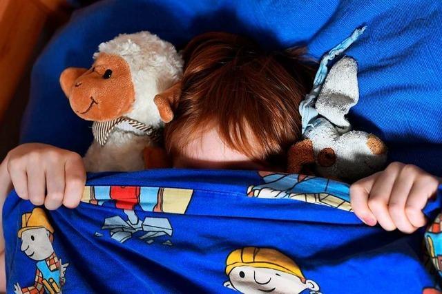 Ohne Angst kein Mut: Warum Ängste zum Kindsein gehören